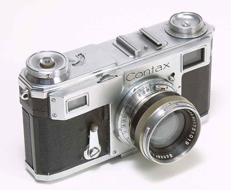 Contax II | Photographs, Photographers and Photography